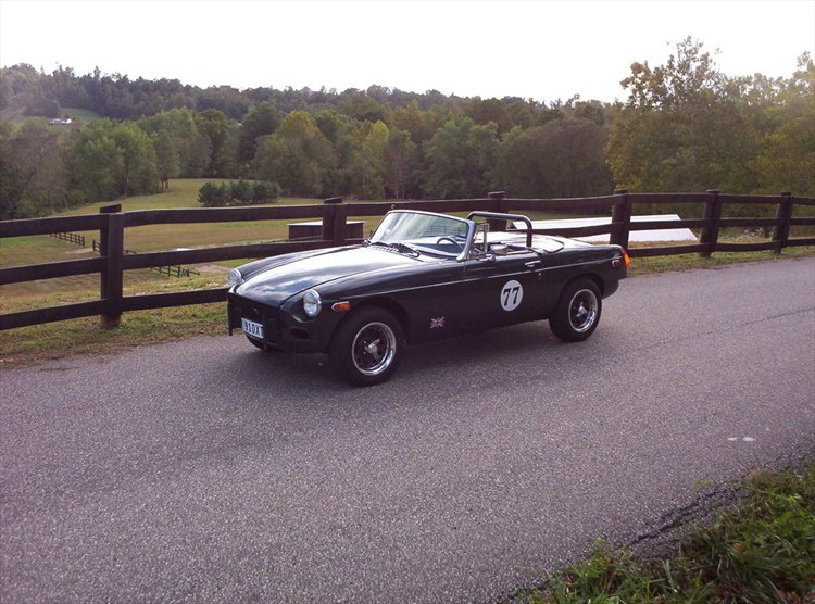 Another bestmg 1977 MG MGB post... - 11710874