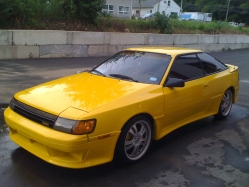 AEROFORMs 1987 Toyota Celica