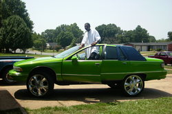 901gameovaceo 1992 Chevrolet Caprice