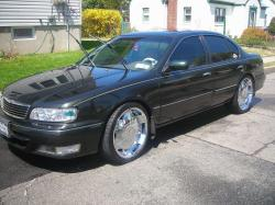 haterproof1on1s 1996 Infiniti I