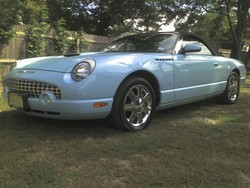 mikeking18s 2003 Ford Thunderbird