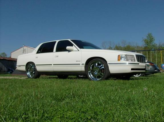 Another 217sFinest 1998 Cadillac DeVille post... - 11716285