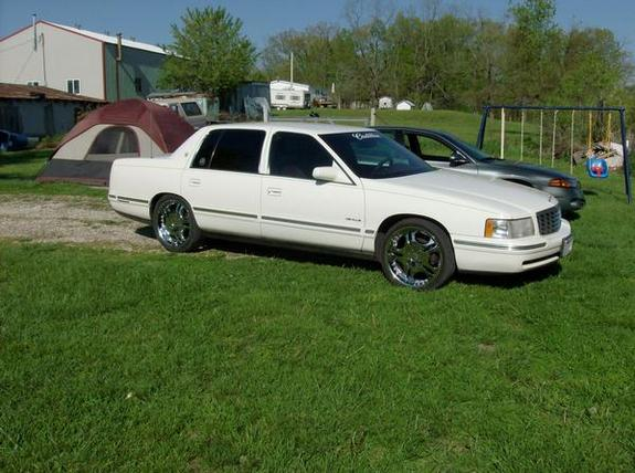 Another 217sFinest 1998 Cadillac DeVille post... - 11716286
