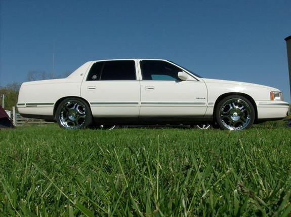 Another 217sFinest 1998 Cadillac DeVille post... - 11716287