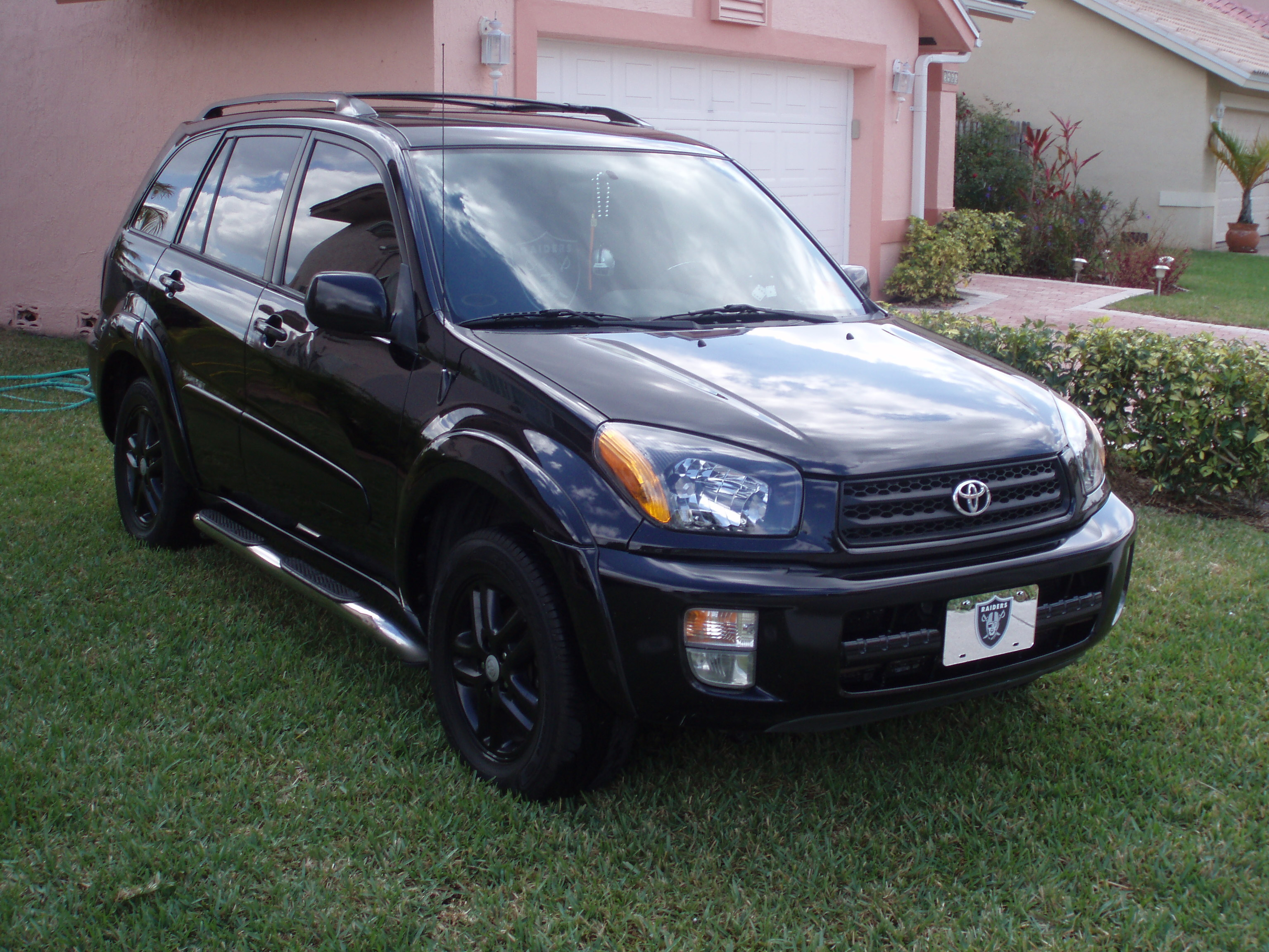 Browardgoon954 2002 Toyota Rav4 Specs Photos