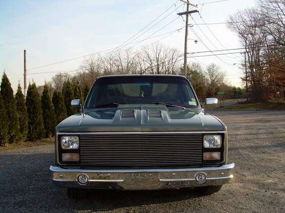 Another chrisgironda 1983 Chevrolet C/K Pick-Up post