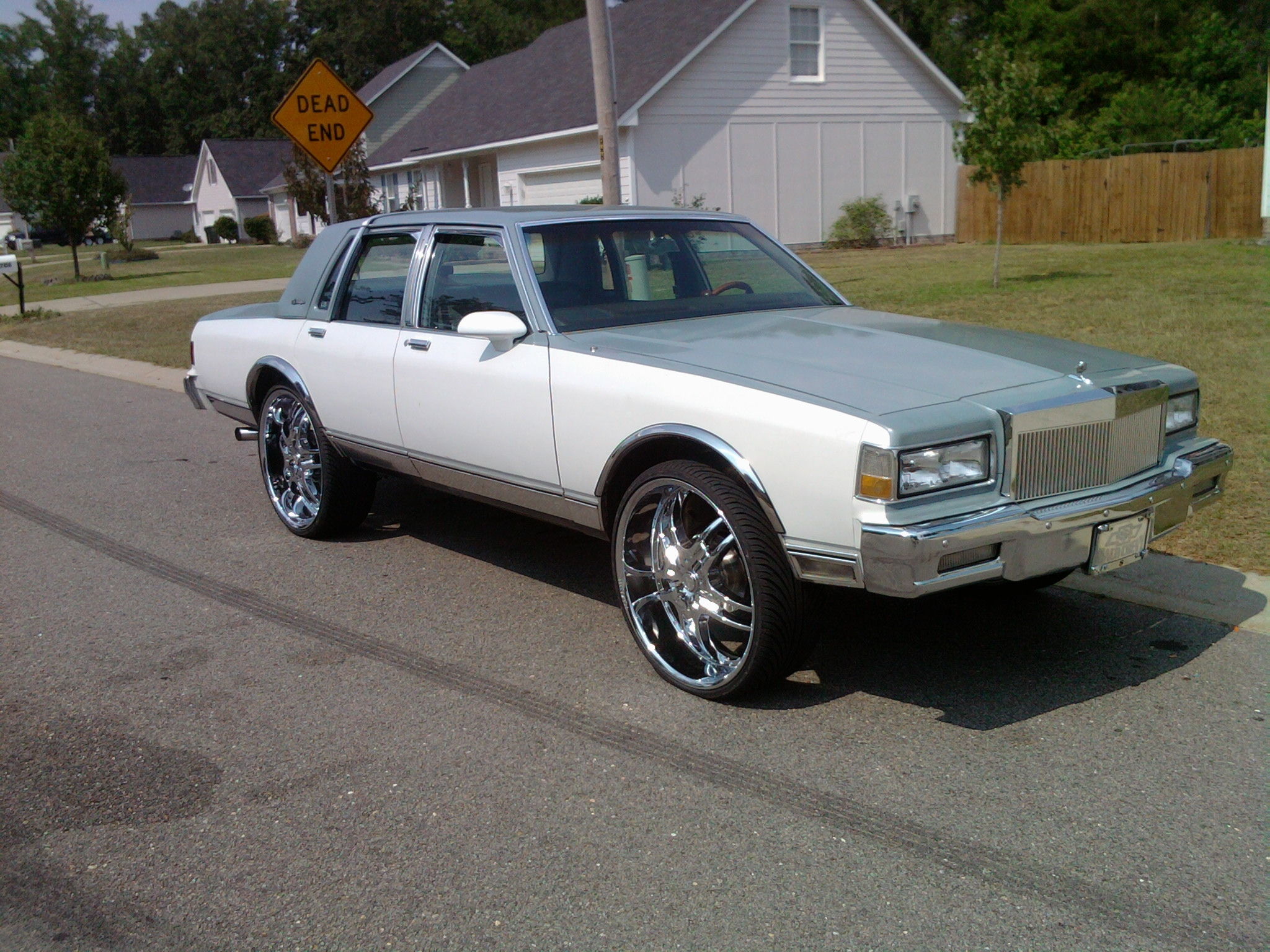 Another MACON_G 1988 Chevrolet Caprice post... - 11718628