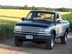 fichtys 1995 Ford Ranger Regular Cab
