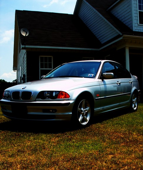 Bmwkidd723's 2000 BMW 3 Series In Fayetteville, NC