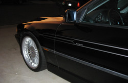 Snitch740is 2000 BMW 7 Series