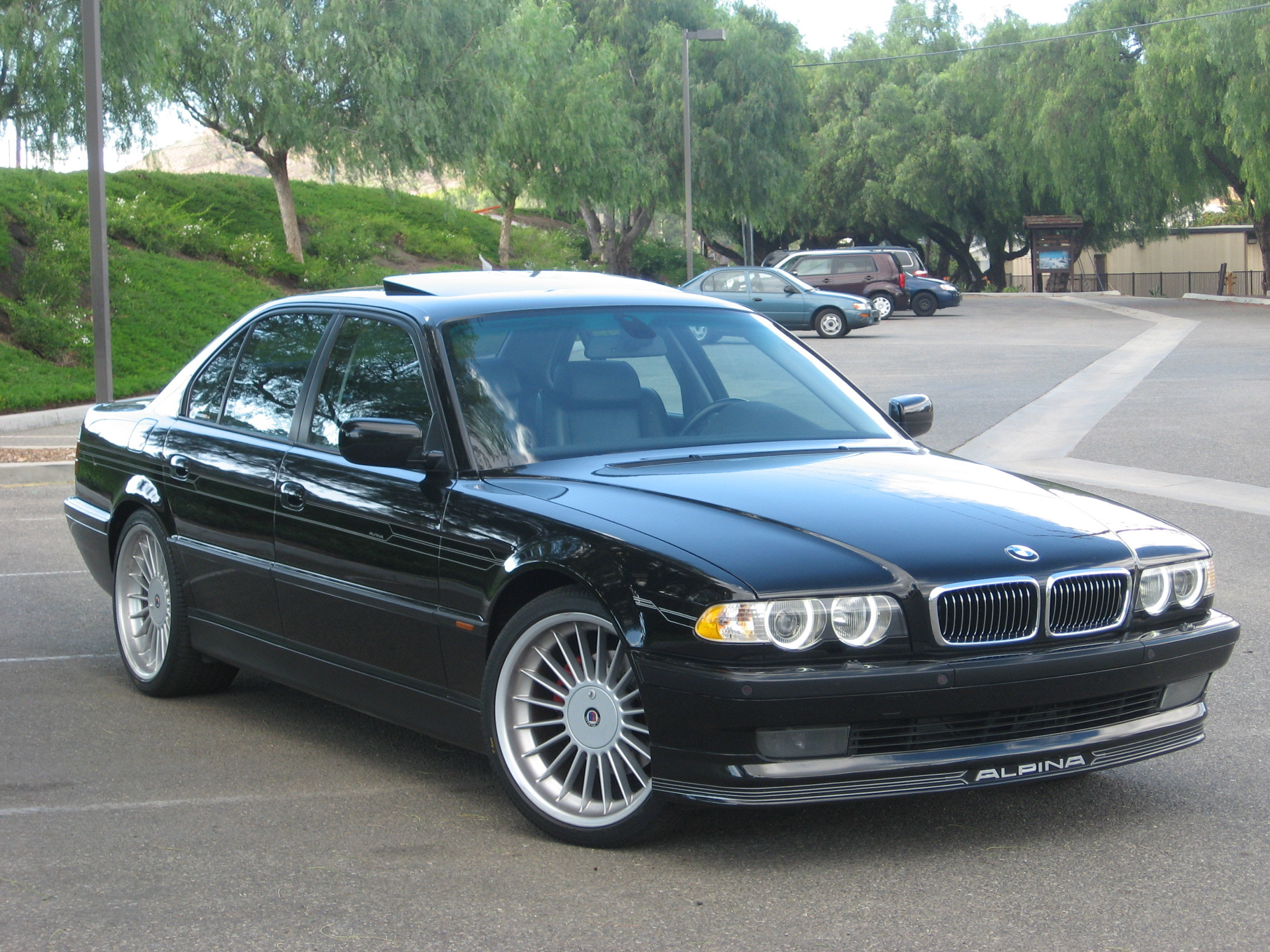 Snitch740i 2000 BMW 7 Series31124610076 Original