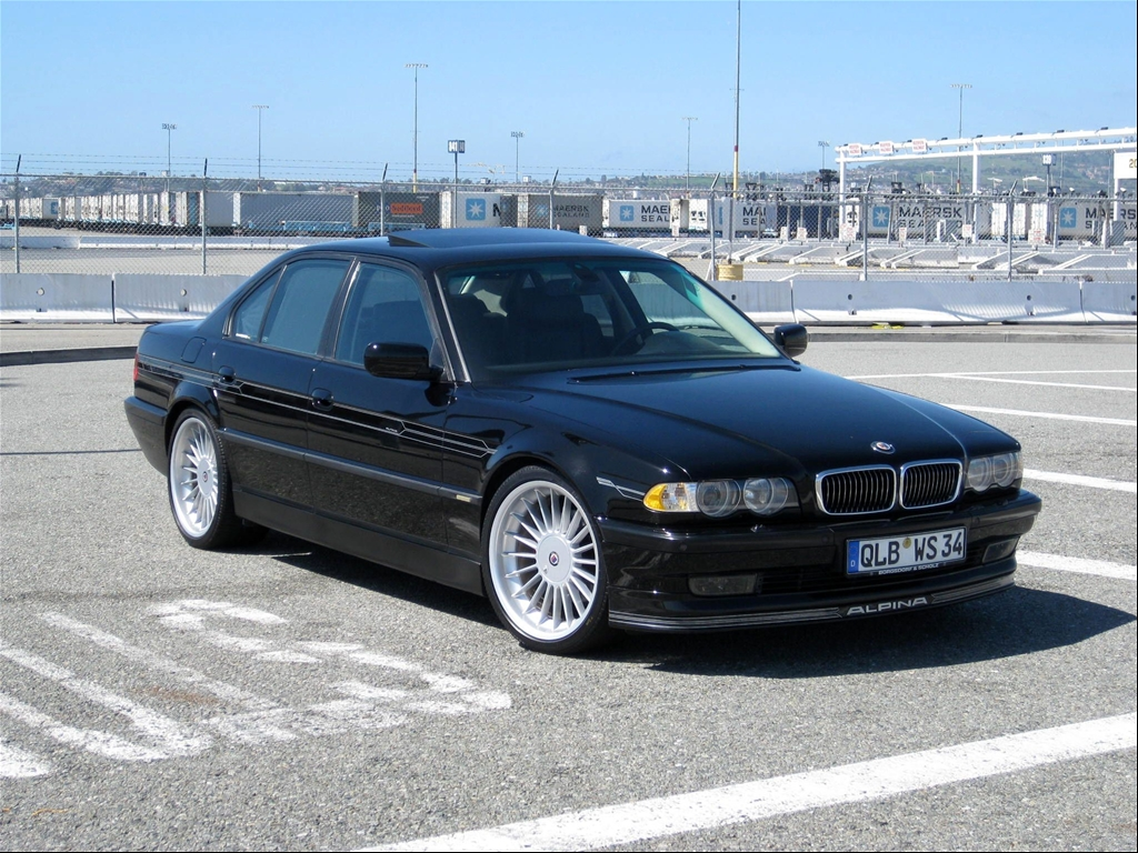 snitch740i 39 s 2000 bmw 7 series in thousand oaks ca. Black Bedroom Furniture Sets. Home Design Ideas