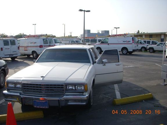 Another evin23 1982 Chevrolet Caprice post... - 11720537