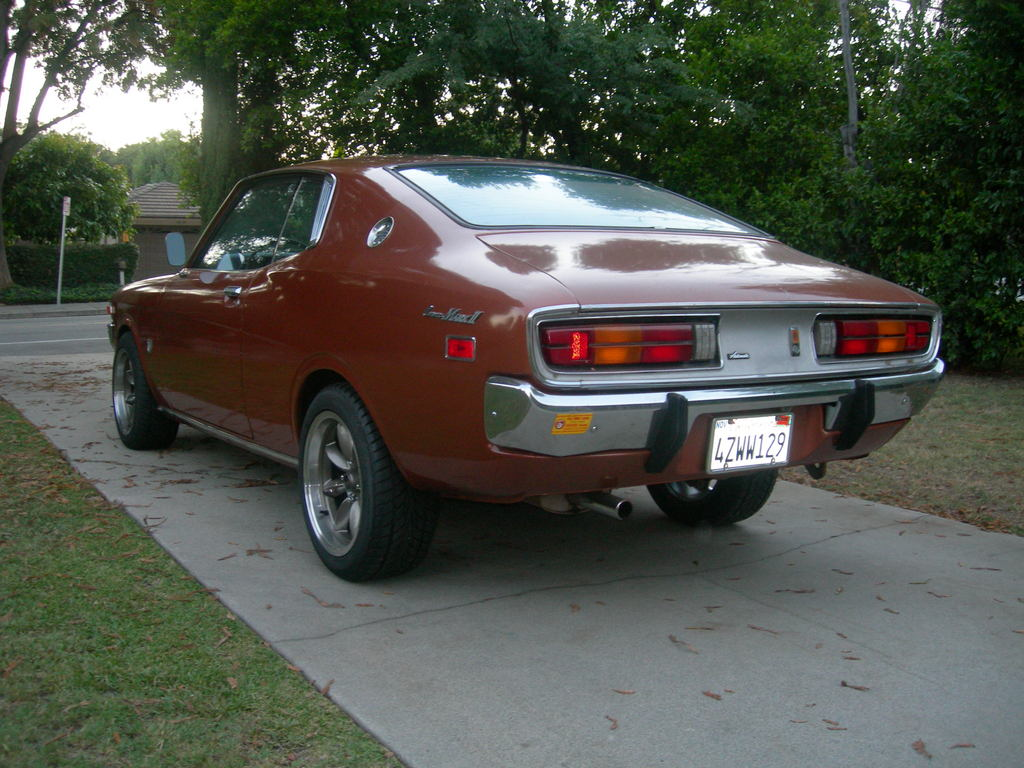 Oracles 1972 Toyota Corona Specs Photos Modification