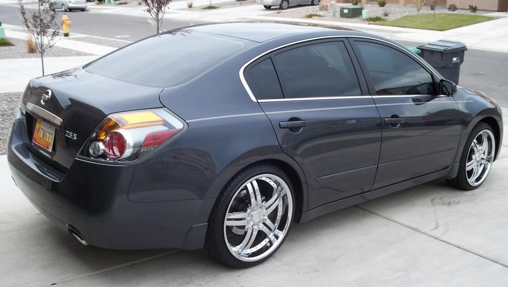 Rep Nissan 2008 Nissan Altima Specs Photos Modification