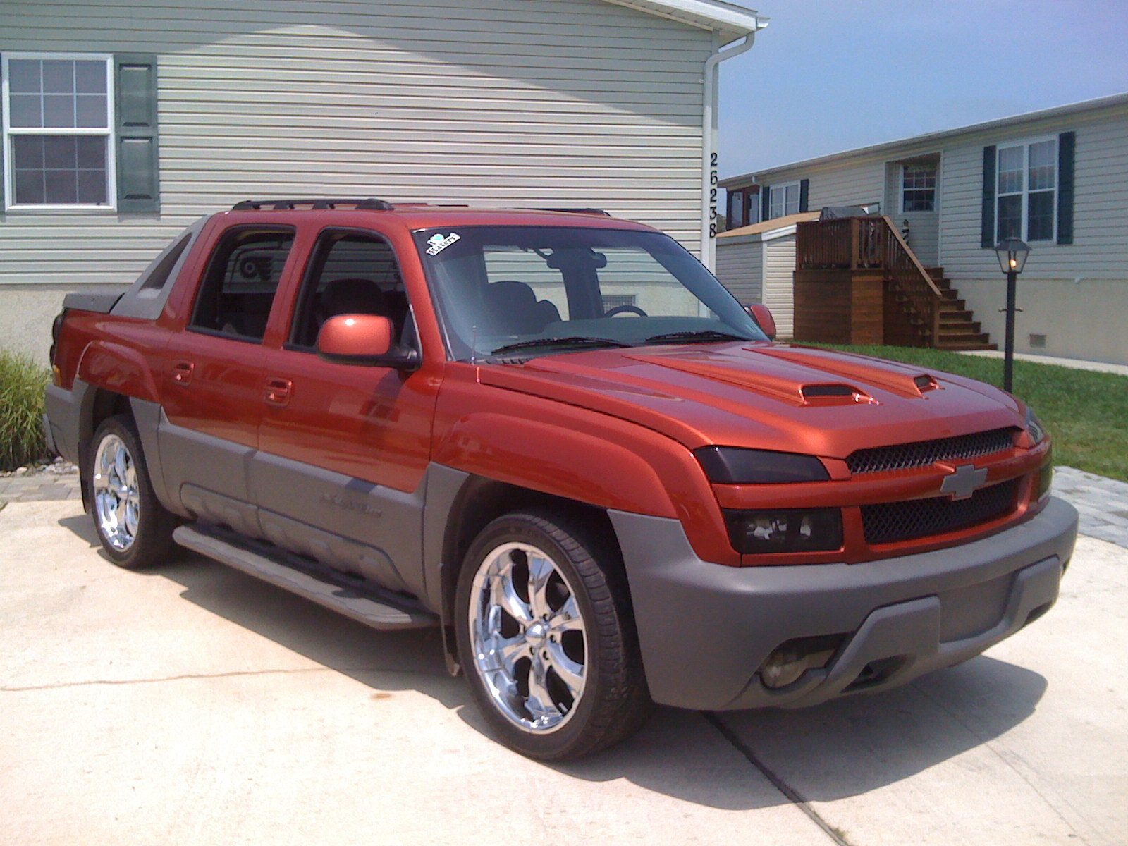 my85elcamino 2002 chevrolet avalanche specs photos. Black Bedroom Furniture Sets. Home Design Ideas