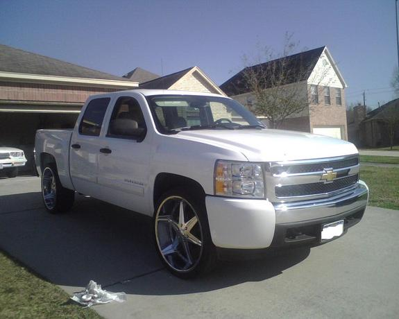 Another CoolWipCutty 2007 Chevrolet Silverado 1500 Regular Cab post... - 11721316