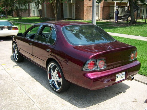 Another 504maxboy 1995 Nissan Maxima post... - 11722961