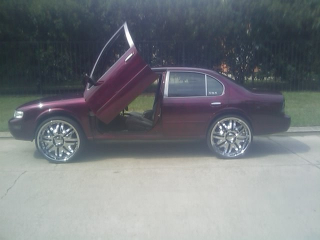 Another 504maxboy 1995 Nissan Maxima post... - 11722980