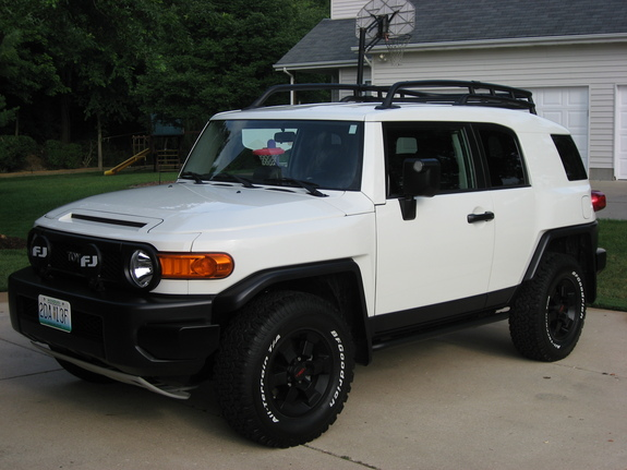showmefj 2008 toyota fj cruiser specs photos. Black Bedroom Furniture Sets. Home Design Ideas