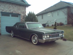 RedFuryLSs 1968 Lincoln Continental