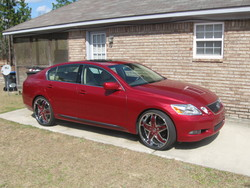 kdee1s 2006 Lexus GS