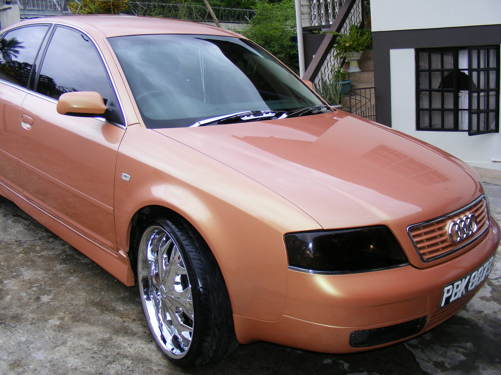 matteron 2001 audi a6 specs photos modification info at cardomain. Black Bedroom Furniture Sets. Home Design Ideas