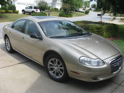 lhsriderzs 2001 Chrysler LHS