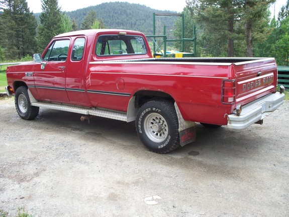 seanster 1990 Dodge Power Ram