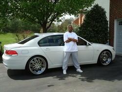 harlemkidds 2006 BMW 7 Series