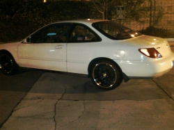 MiracleAcks 1997 Acura CL