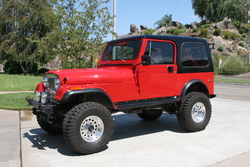 PCottons 1985 Jeep CJ7