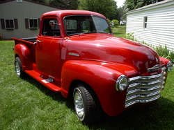 97oldss 1952 Chevrolet C/K Pick-Up