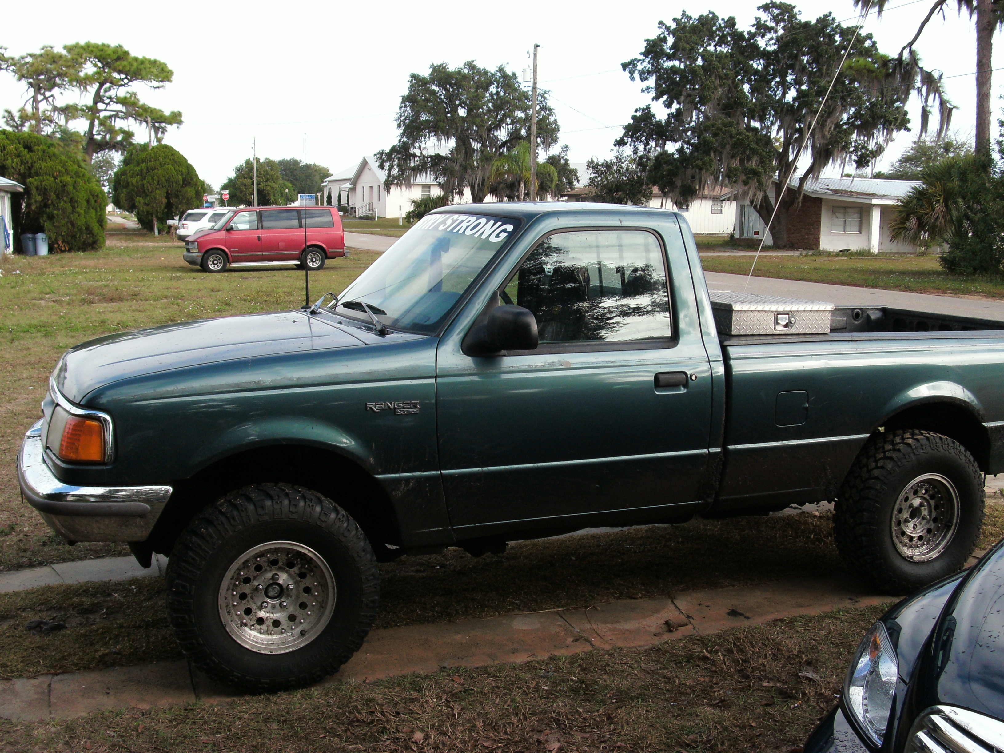 Another countrystrong 1996 Ford Ranger Regular Cab post.