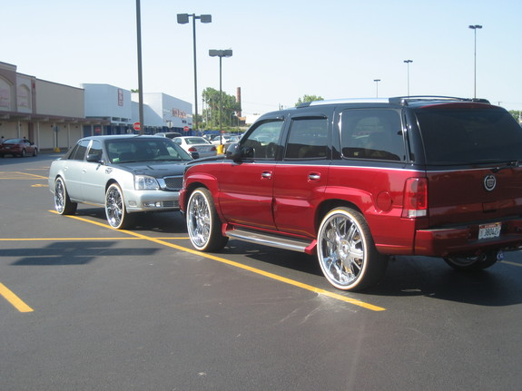 Another CHITOWNSILLEST 2003 Cadillac DTS post... - 11725679