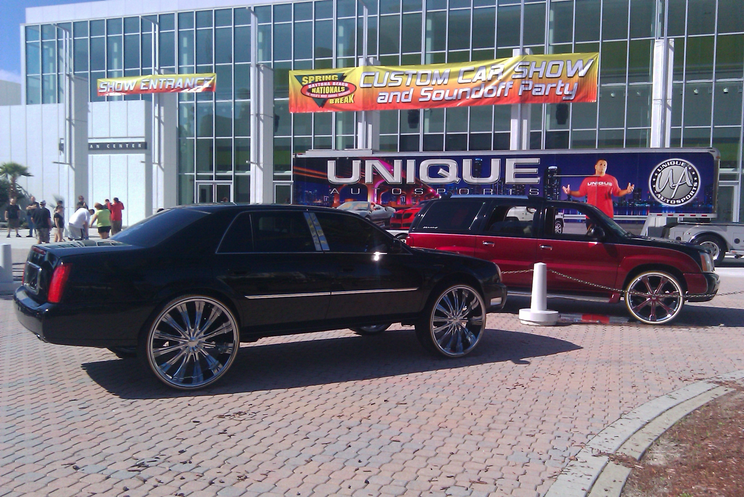 Another CHITOWNSILLEST 2003 Cadillac DTS post... - 11725696