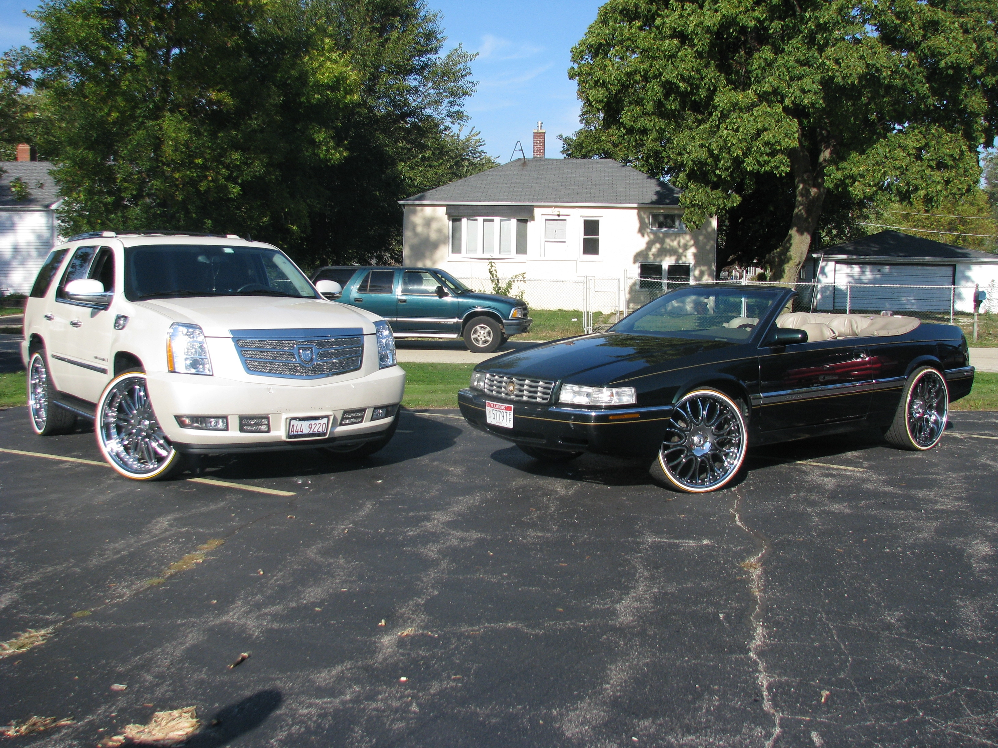Another CHITOWNSILLEST 2003 Cadillac DTS post... - 11725697