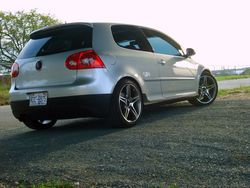 bgsapcs 2006 Volkswagen GTI