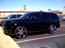 2Fhoes 2008 Chevrolet Tahoe