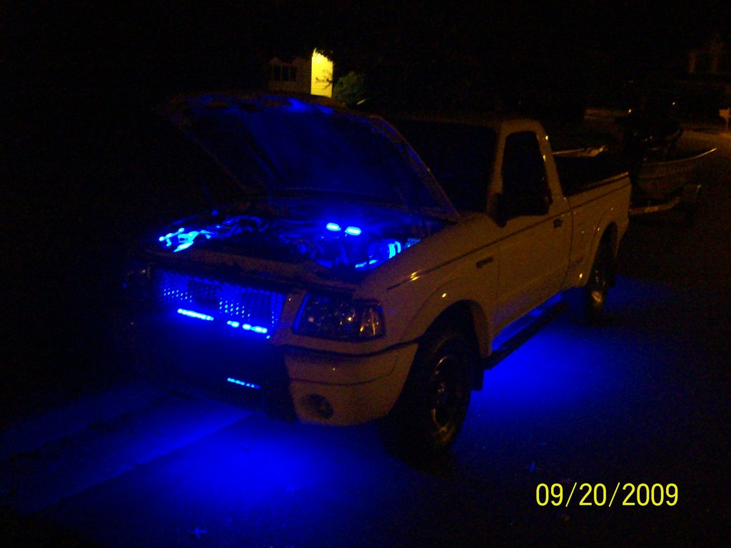 2003 Ford Ranger Regular Cab