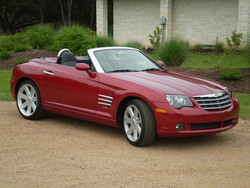 bossfifty 2008 Chrysler Crossfire