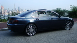 BlueNCream 2004 BMW 7 Series