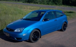 blacklightins 2007 Ford Focus