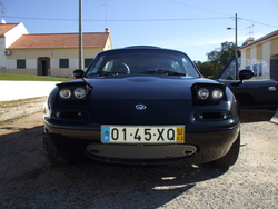 MiNi_MaD_1380s 1995 Mazda Miata MX-5