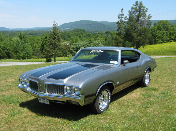 Motorheadsstuff 1970 Oldsmobile Cutlass Specs Photos