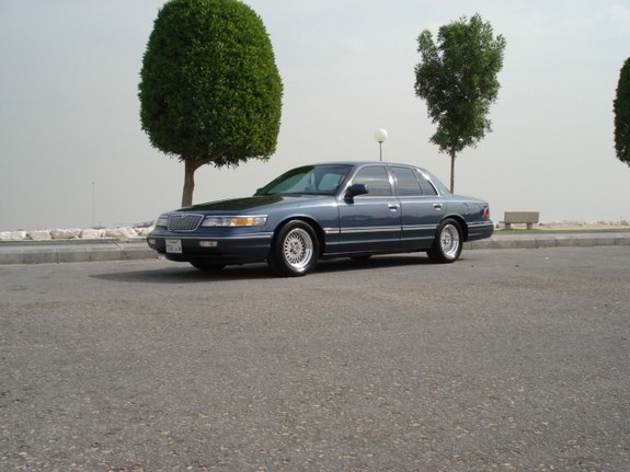 Another alsiah0a 1996 Mercury Grand Marquis post... - 9430490