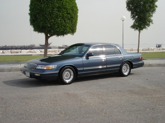 Another alsiah0a 1996 Mercury Grand Marquis post... - 9430491