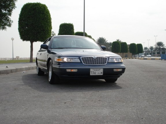 Another alsiah0a 1996 Mercury Grand Marquis post... - 9430501