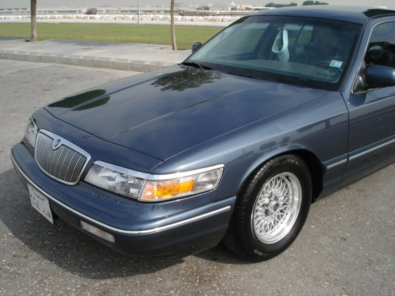 Another alsiah0a 1996 Mercury Grand Marquis post... - 9430509