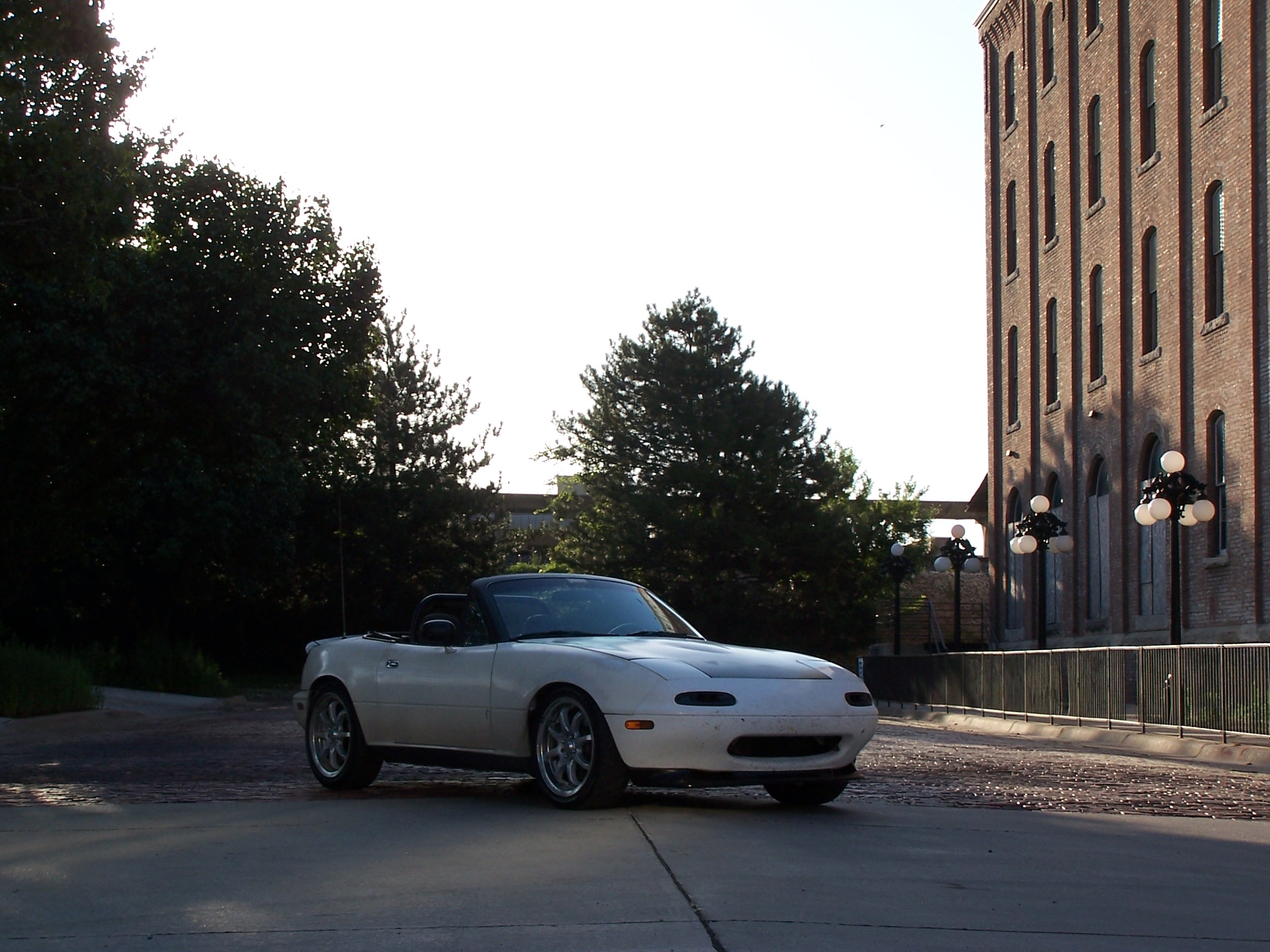 Another JohnyMustang 1991 Mazda Miata MX-5 post... - 9432284